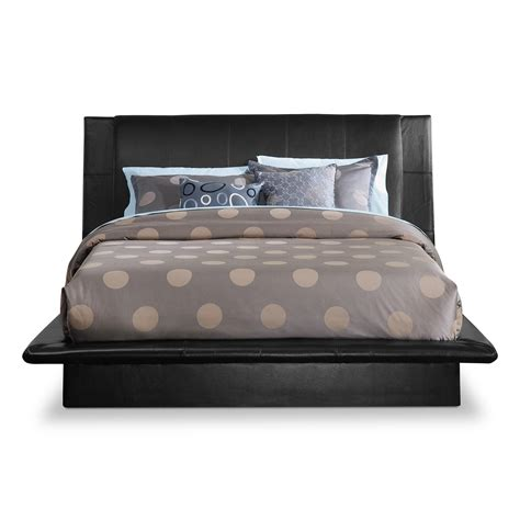 queens bed dimora black queen bed american signature furniture