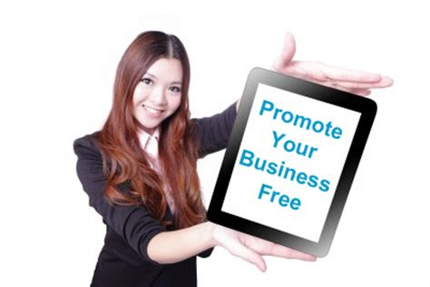 great websites to promote your business website for free