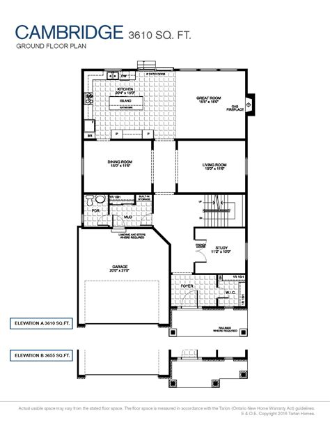 cambridge homes floor plans cambridge home floor plans home plan