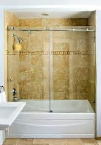 Over Bath Shower Enclosures Shower Doors Custom Glass Shower Doors And Enclosures