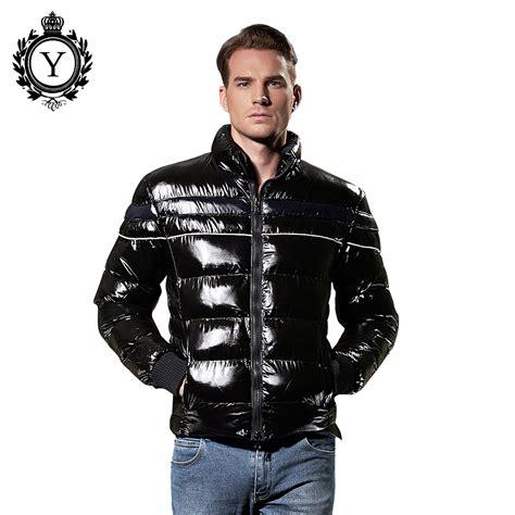 Jaket Parka Premium Karlit Black coutudi 2016 mens jacket winter fashion premium coldproof black stylish parka coats