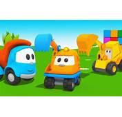 Cartoni Animati Per Bambini  Camion Leo Junior E