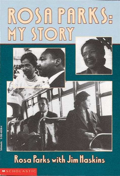 biography book about rosa parks rosa parks my story by james haskinsrosa parks scholastic