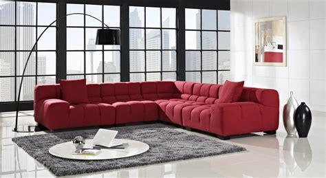 sofas luxury  living room sofas design  red