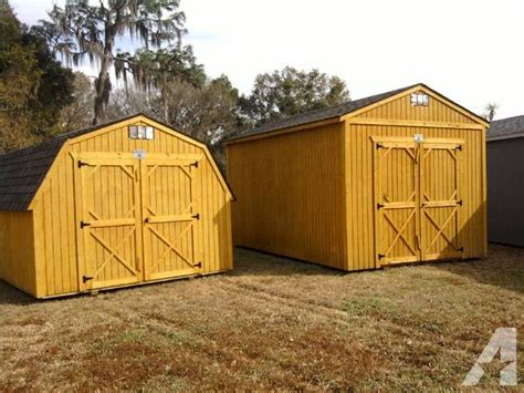 Shed Rent by Sheds Storage Rent To Own In Lakeland Florida Classified
