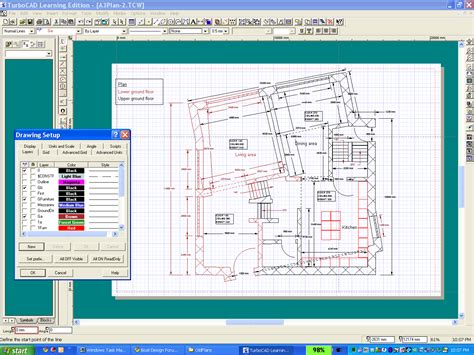 28 home design cad software creating the first floor from ground for autocad double