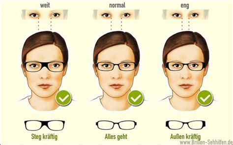welche brille fuer welches gesicht