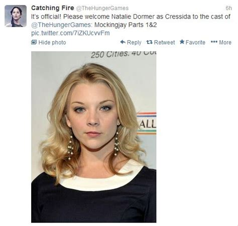 actress from hunger games game of thrones actress joins mockingjay