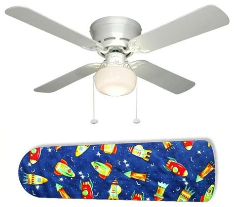 outer space ceiling fan rocket race outer space 42 quot ceiling fan and l