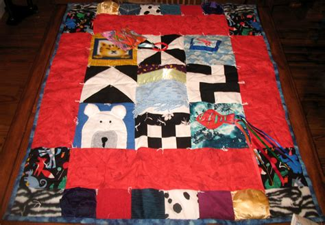Activity Quilt by Activity Patchwork Baby Quilt Pieceful Works