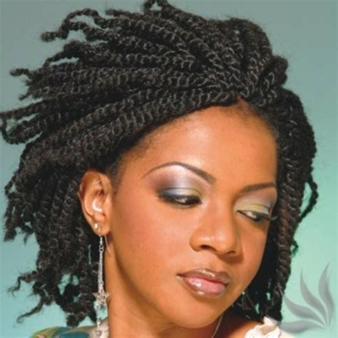 face shapes and afro twist styles that fit 10 kinky twists braided hairstyles remarkable kinky