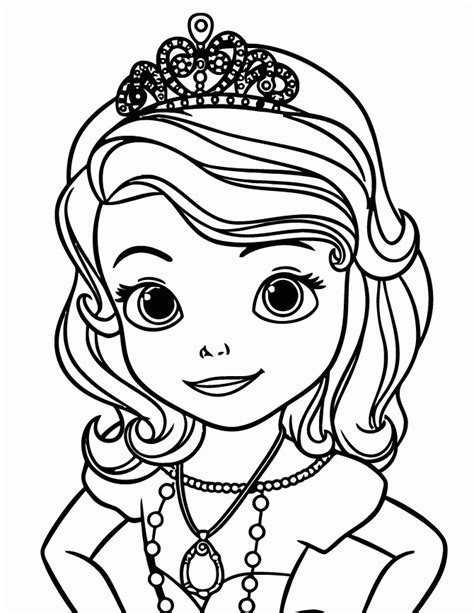 sofia coloring pages pdf sofia the first coloring pages free coloring pages for