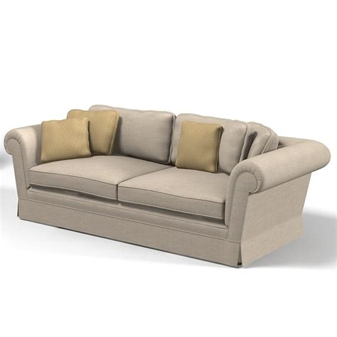 traditional classic sofa traditional country sofa 3d model
