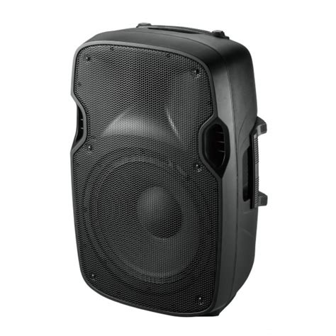 W Audio Active Speakers by Ibiza Sound Xtk15a 15 Quot 500w Active Speaker