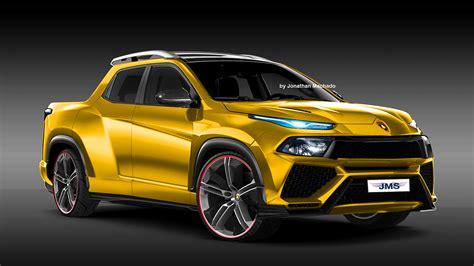 Lamborghini Suv Lm002 Carwp Jms Lamborghini Lm002 Rambo 2018 Fiat Toro