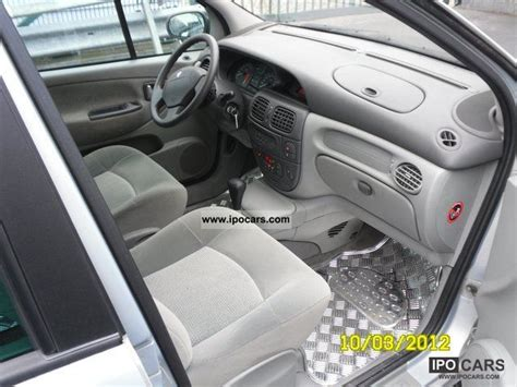renault scenic 2002 automatic scenic 2002 images