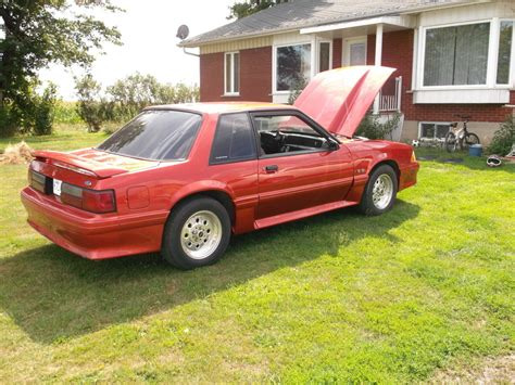 1990 mustang lx coupe mustang 1990 lx coupe fox 1979 1993