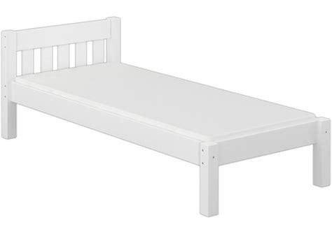 jugendbett mit matratze futonbett einzelbett 100x200 massivholzbett kiefer wei 223