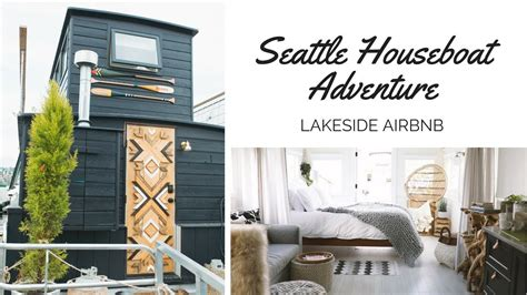 houseboat airbnb seattle seattle lakeside lovenest our stay at a charming hygge