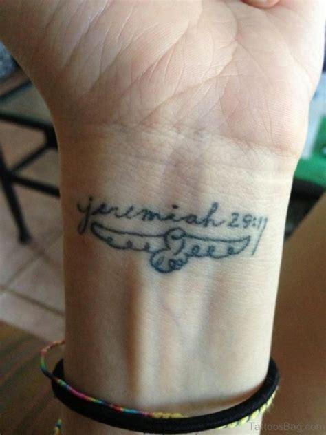 bible verse tattoos on wrist 100 best wrist tattoos
