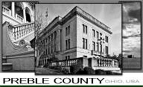 Preble County Court Records Preble County Common Pleas Preble County Clerk Of Courts