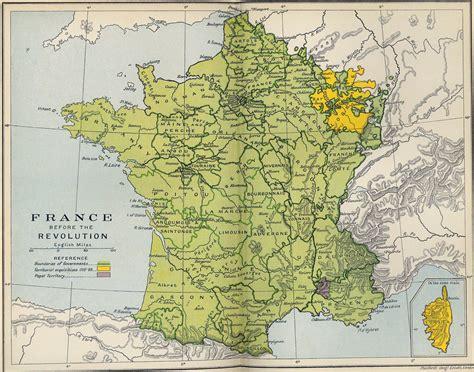 french revolution maps