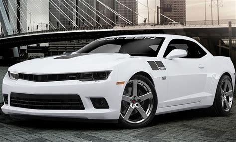 camaro saleen vehicles on display chicago auto show 2015