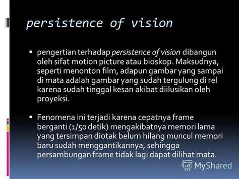 film vision adalah презентация на тему quot dasar animasi pengertian animasi