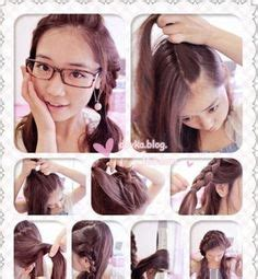 easy korean hairstyles for school korean hairstyle on pinterest korean hairstyles