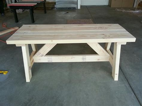 bench cost 2x4 bench cost 15 00 to build my home projects
