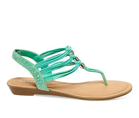 mint green sandals s thrilll dress sandal mint green brands for less