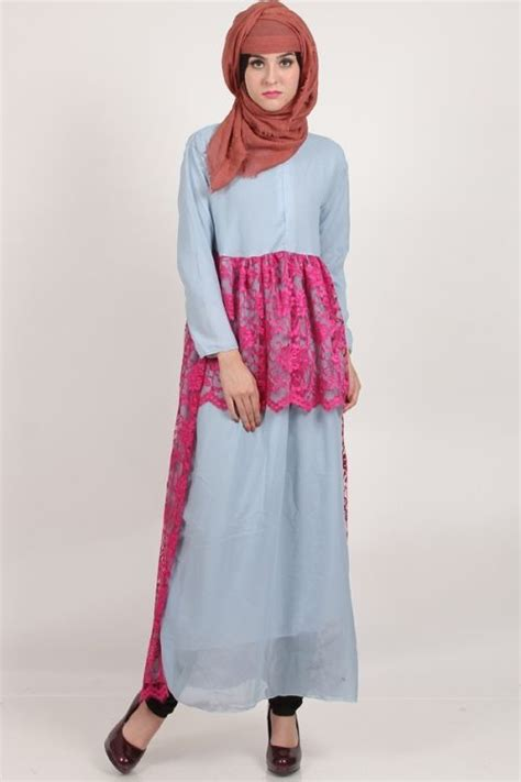 Baju Gamis Busana Dress Hitam Abaya Ayuki Syaheera 126 best images about busana muslim on hashtag models and