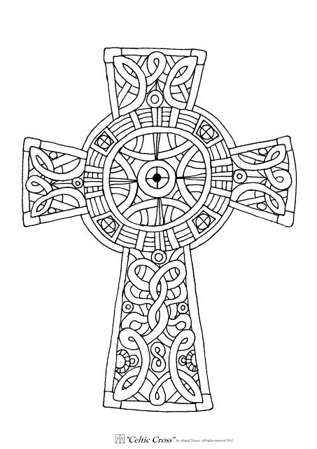 cross mandala coloring pages a place were artists can be inspired celtic inspirations