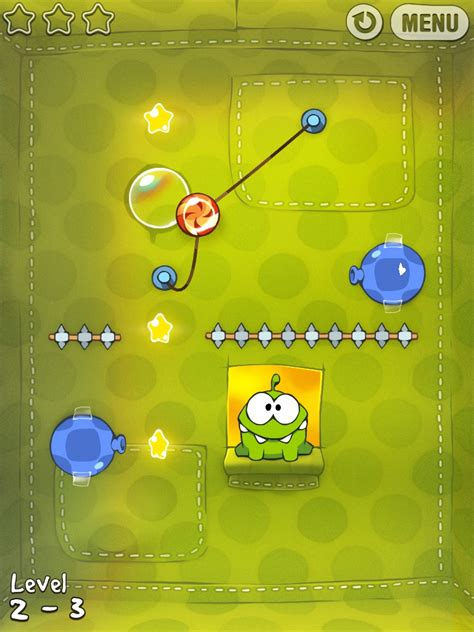 rapid review cut the rope hd ipad owners can get in on