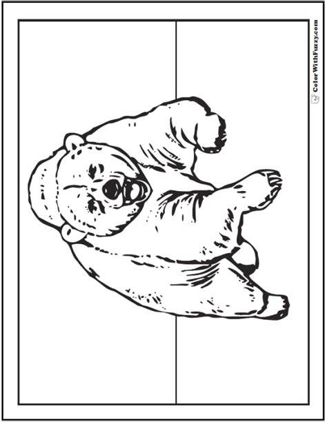 mean bear coloring page mean grizzly bear coloring pages