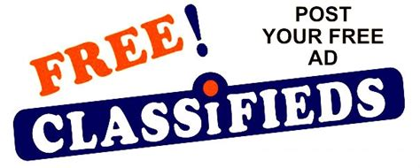 best free classifieds top 50 free classified ad posting list