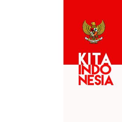 indonesia kita kita indonesia support caign twibbon