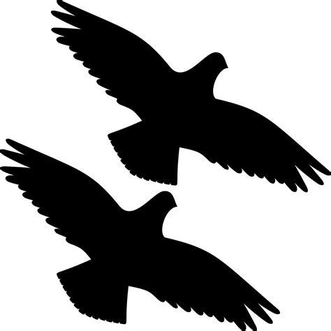 Fenster Aufkleber Vogelschutz by 2 Aufkleber Schwarz 20cm Vogel Fenster Warnv 246 Gel