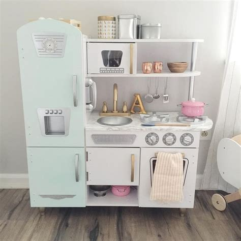Kidkraft Kitchen Blue by Kitchen Awesome Kidkraft Pink Vintage Kitchen 53179
