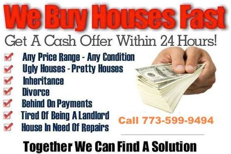 we want to sell our house sell your house fast chicago we buy houses