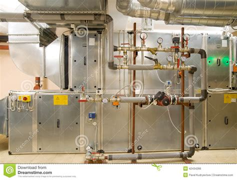 ventilation systems for basements ventilation system stock photo image 42434266