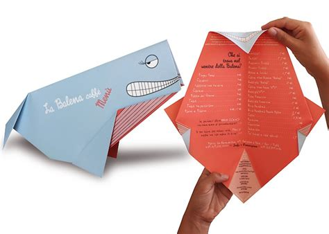 Origami Restaurant Menu - 80 best menukaart idee 235 n images on menu layout