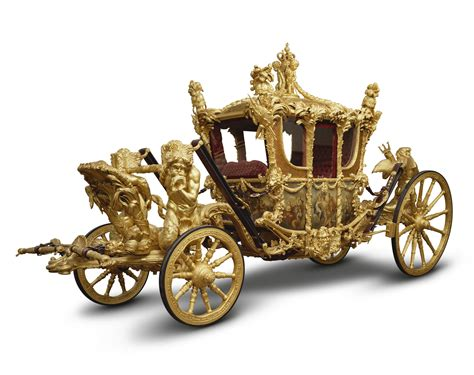 royal couch gold state coach creator samuel butler active 1762