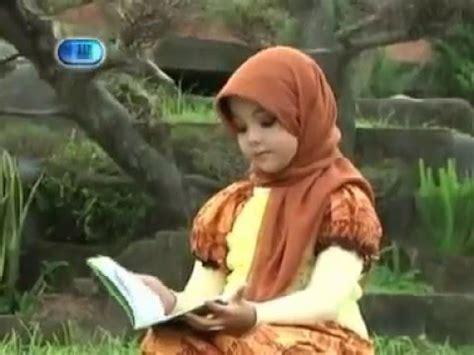 Lagu Karaoke Anak Anak anak sholehah ainun lagu anak muslim karaoke