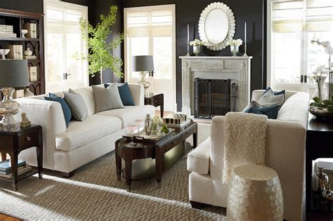 Hgtv Bathrooms Design Ideas kennedy sofa by bassett furniture modern living room