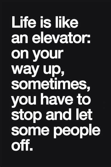 Life Quote Memes - life is like an elevator funny pictures quotes memes