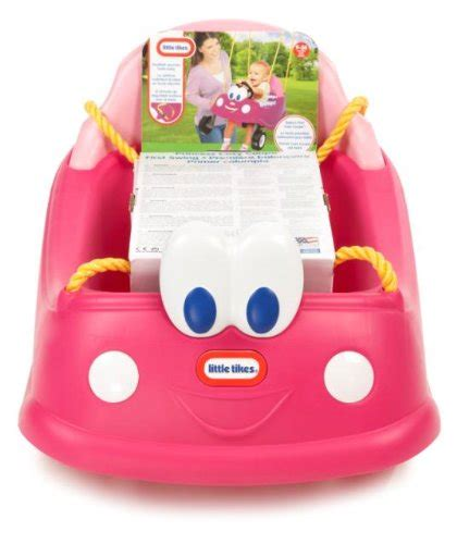 little tikes car swing little tikes princess cozy coupe first swing new ebay