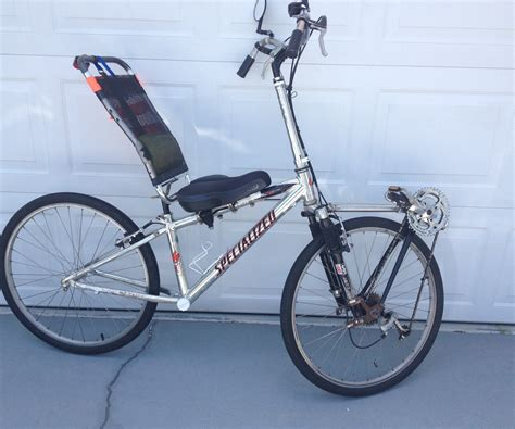 reclined bike recliner bicycle no tykes on trikes older adults spend