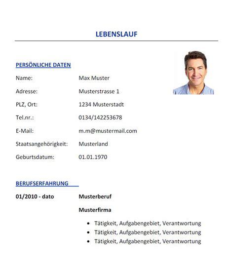 Professioneller Lebenslauf Vorlage Kostenlos Schweiz Professioneller Lebenslauf Vorlage Kostenlos Lebenslauf Beispiel