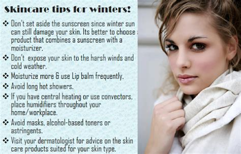 Caring For The Skin In Winter by November 2015 One Regular Writing About Food